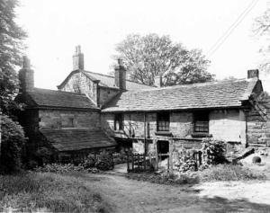 Allerton Grange Farm house